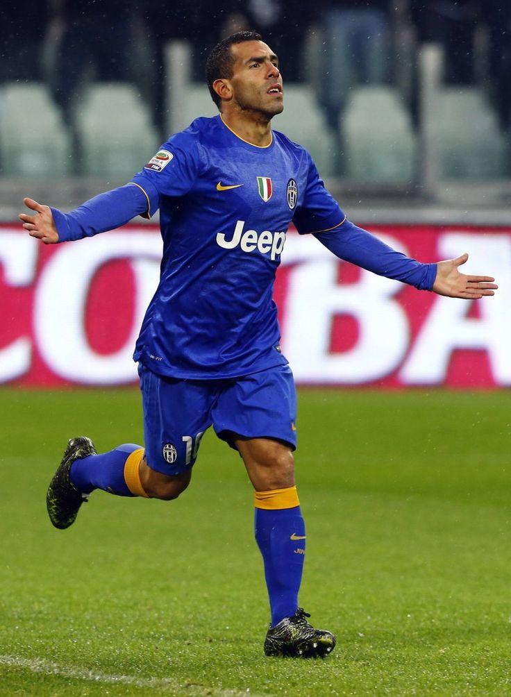 Carlos Tevez | Juventus