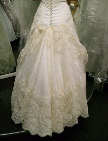 1000 images about bustles on pinterest maggie sottero for Ann arbor wedding dress