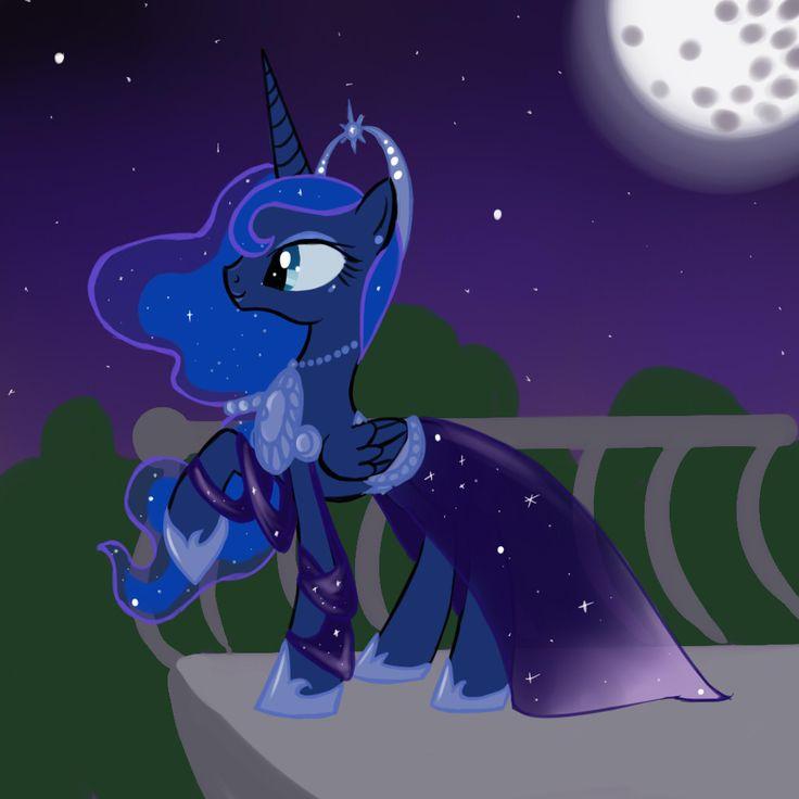 princess luna   Name:Sweet_cream Favorite Gala dress: princess Luna