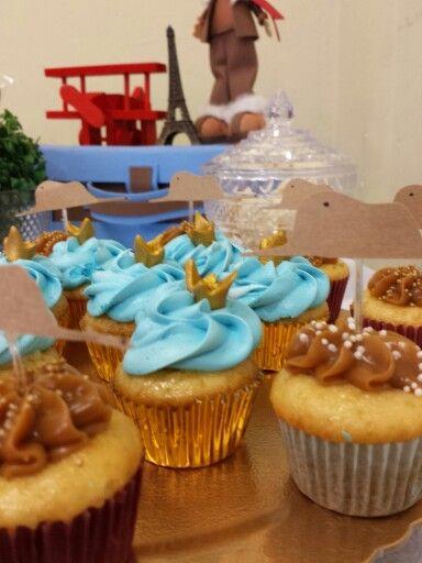 Cupcakes Pequeno Príncipe