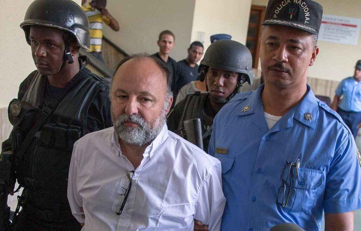 Condenan a Cristophe Naudin a 5 años de prisión en cárcel Najayo