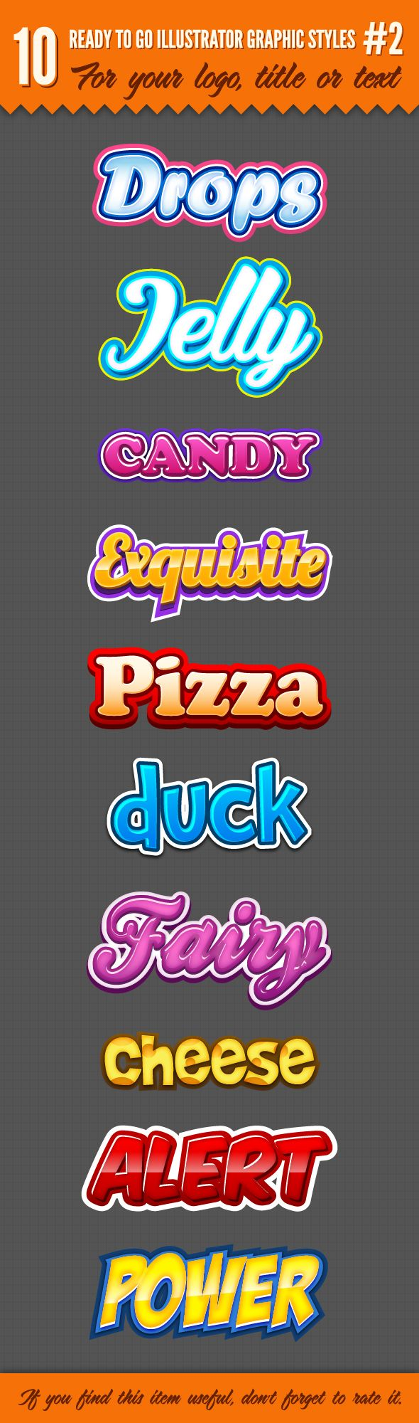 10 Logo Graphic Styles #2 by GraphicDelivery.deviantart.com on @deviantART