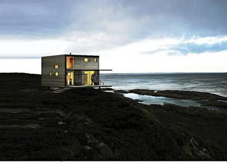 Hytter under 40 kvadratmeter - Små hytter er den nye trenden - Hytteliv
