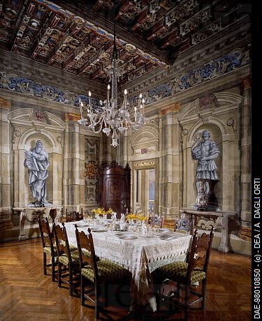 344 Best Home The Dining Room Images On Pinterest  Room French Inspiration Castle Dining Room Decorating Design