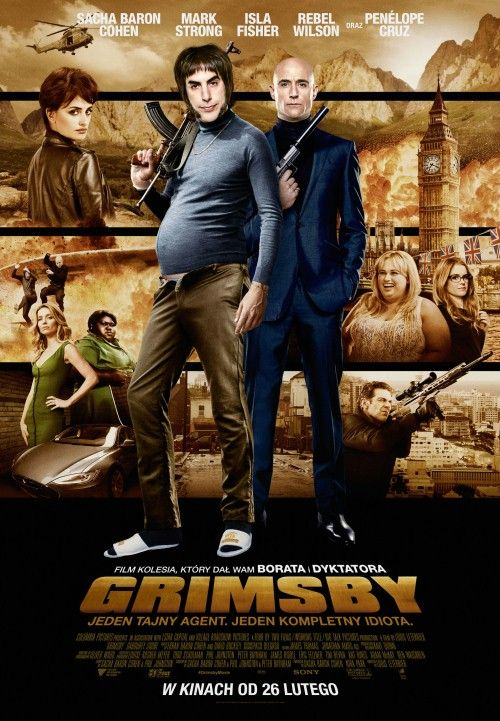 Grimsby (2016) - Filmweb