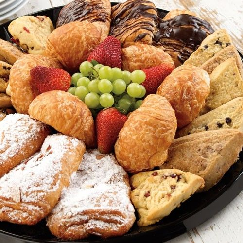 Continental Breakfast - Party Platters - In Store Pickup