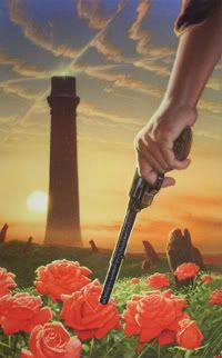 The Dark Tower series by Stephen King... my all-time favorites!