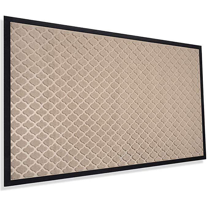 Mibao Entrance Door Mat 36 X 60 Inch Large Low Profile Non Slip Welcome Front Outdoor Rug Doormat For Entry Patio R Entrance Door Mats Outdoor Rugs Door Mat