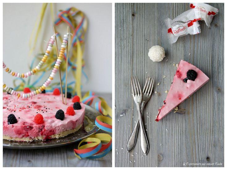 Více než 25 nejlepších nápadů na téma Raffaello torte ohne backen - experimente aus meiner küche