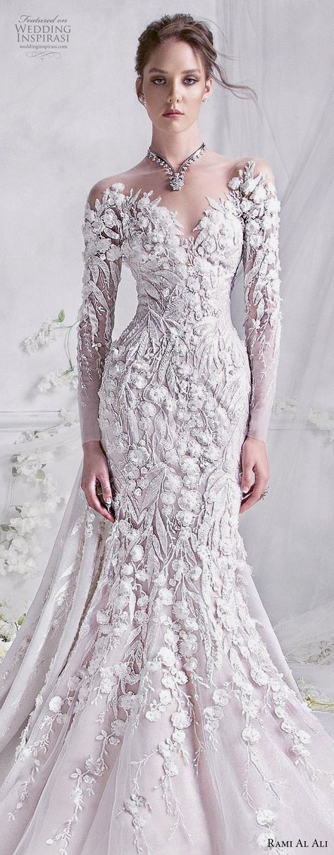 Elegant wedding dress. Ignore the bridegroom, for the time being let us focus on…