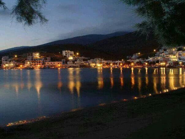Panormos - Tinos , Greece.