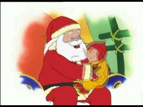 Caillou: magia navideña