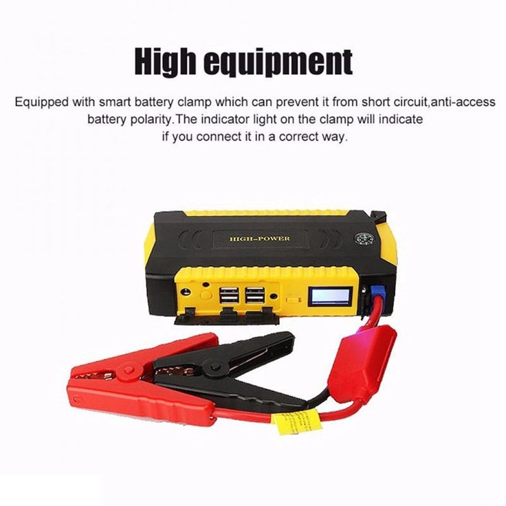 69800mAh Car Jump Starter Power Bank Backup Charger Multifunction Emergency #auto #moto #car #accessories