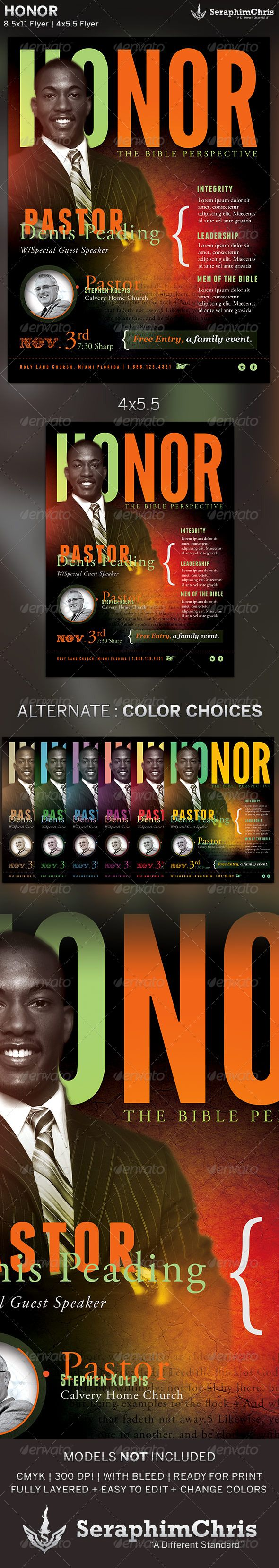 146 best political flyer template images on pinterest flyer honor church event flyer template pronofoot35fo Choice Image