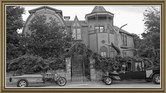 The Munster Mansion