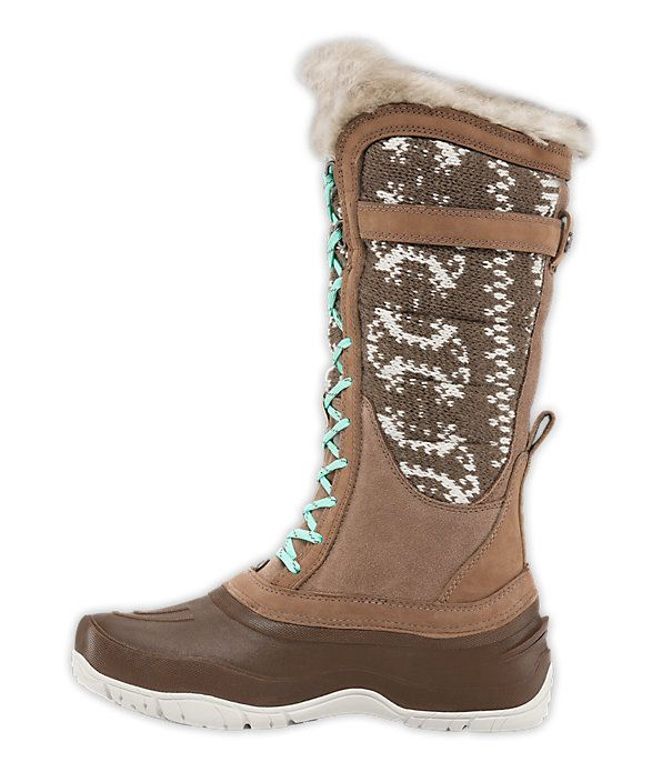The North Face Women's Shoes Winter Boots WOMEN'S SHELLISTA LACE LUXE