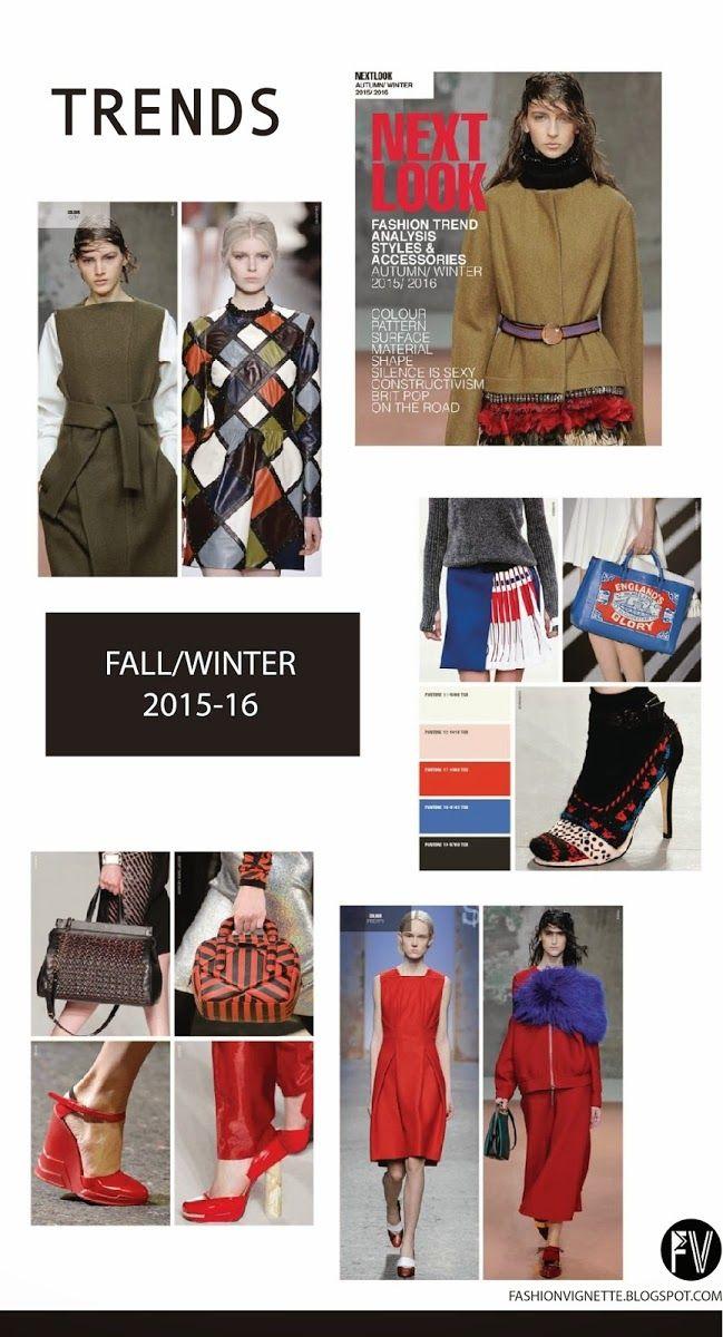 Trends // Next Look - F/W 2015-16
