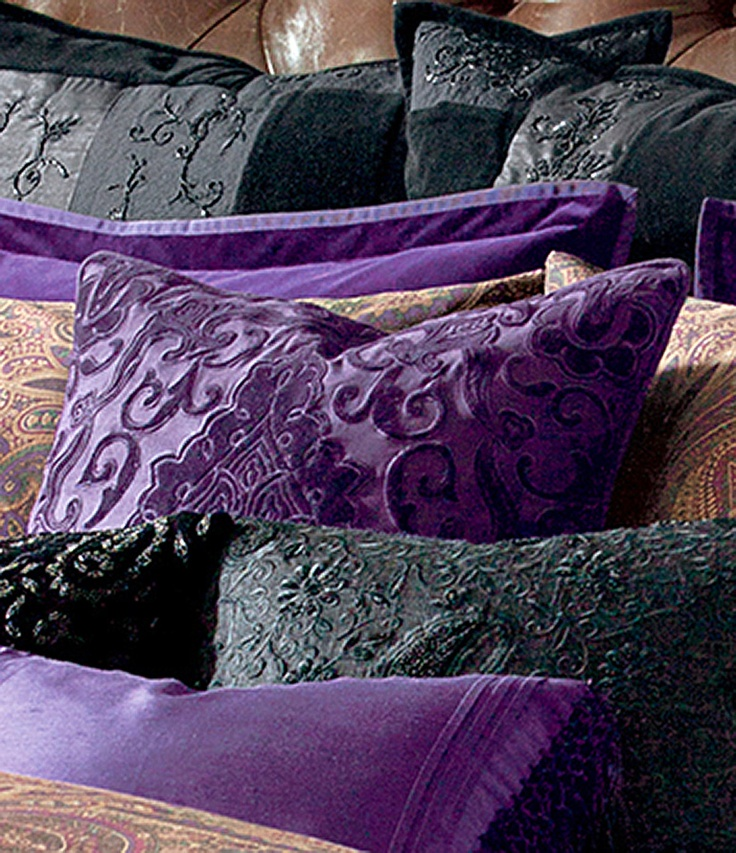 Ralph Lauren Home Bohemian Collection: Pin By Jeannie On PILLOW TALK