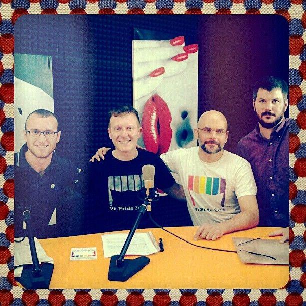 Mattia Stella e Bruno Dal Gallo | #VicenzaPride 2013 | 15.05.2013