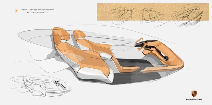 Porsche Fuel-Cell Vehicle Exterior Design 13