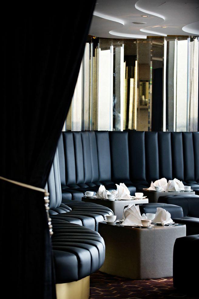 Restaurant Bar Interior Design Cloud 23 2012 Manchester Uk