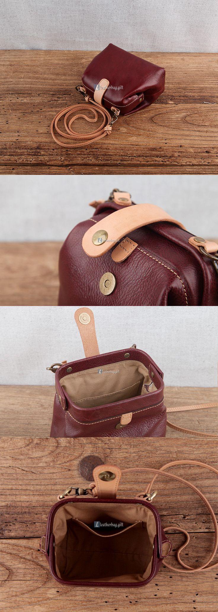 $149.10 Brown Leather Shoulder Bag Women Handbags
