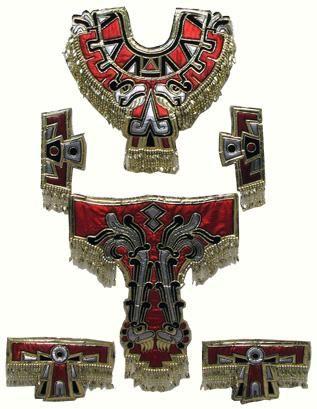Trajes aztecas, concheros, trajes prehispanicos, danzas aztecas                                                                                                                                                                                 Más