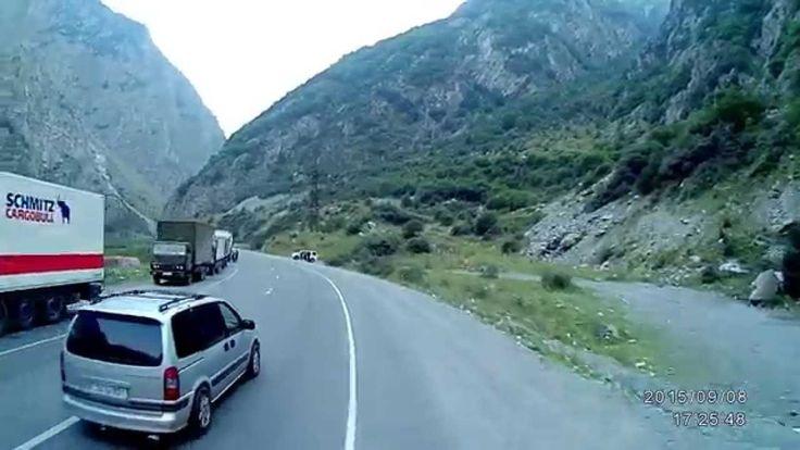 Дорога на Грузию. Нейтралка.  Верхний Ларс.