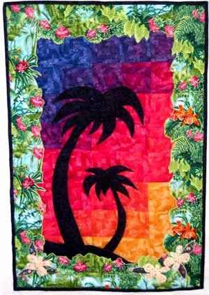 41 best Palm Tree Quilt images on Pinterest | Palm plants, Heaven ... : quilting information - Adamdwight.com