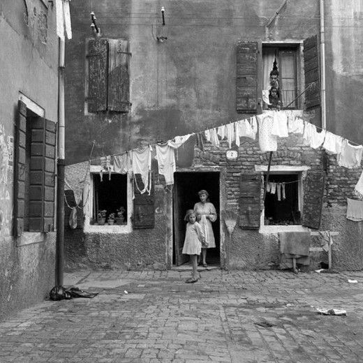 Cuchi White (Cleveland, Ohio, 1930): Venezia 1952