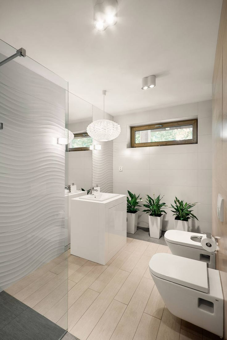 White Vanity and White Sink under White Lamp