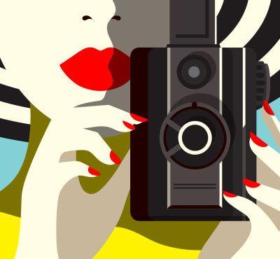Malika Favre   Handsome Frank Illustration Agency