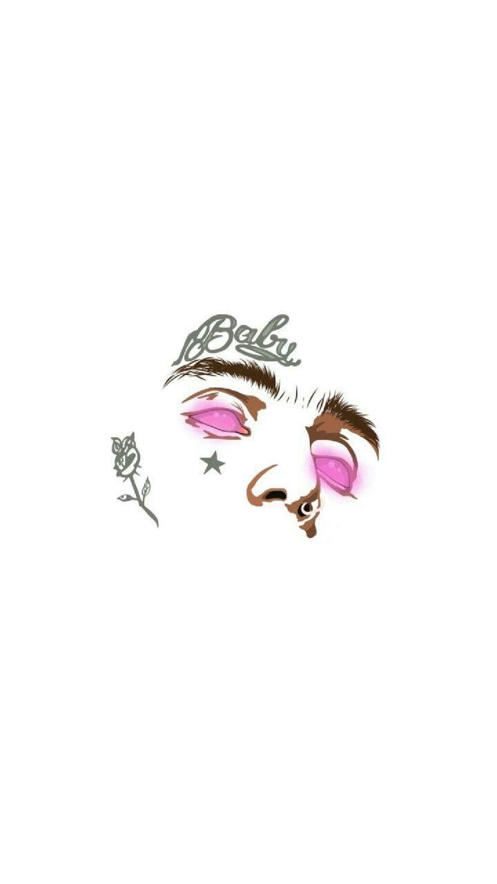 Pink Peep Dizzle Lil Peep Hellboy Lil Peep Tattoos Lil Peep