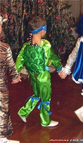 Черепашки ниндзя костюмы своими руками