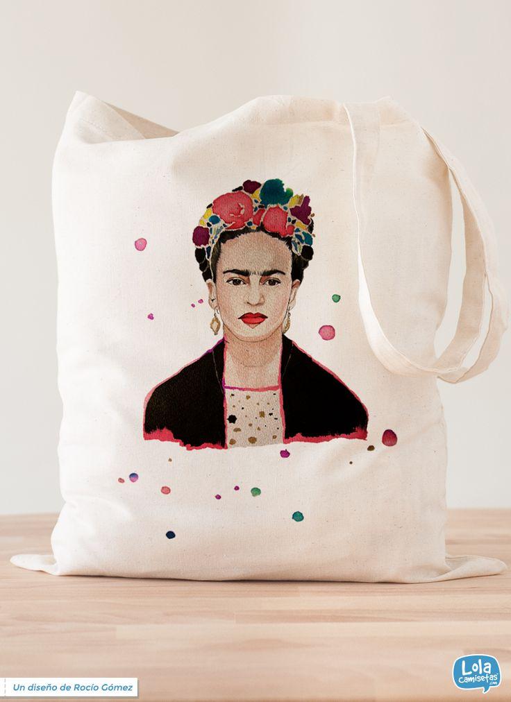 Frida Acuarelas, de Rocío Gómez