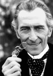 Peter Cushing Watching the original Star Wars and I must say he did an excellent acting job as the Death Star commander