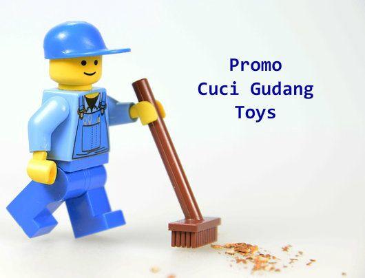 UPDATE: Promo diskon Lego untuk kamu: Mainan bukan hanya untuk anak-anak, banyak orang dewasa yang