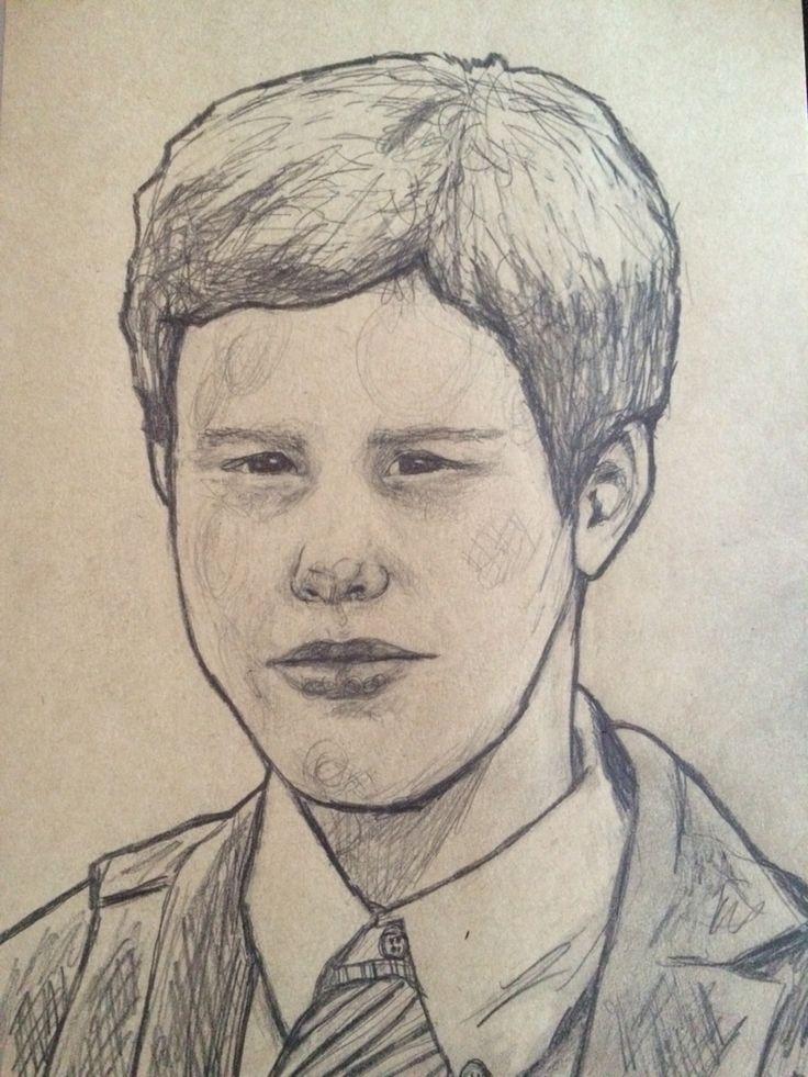 #drawing #art #tegning #pencil # portrait #kjerstidirdal