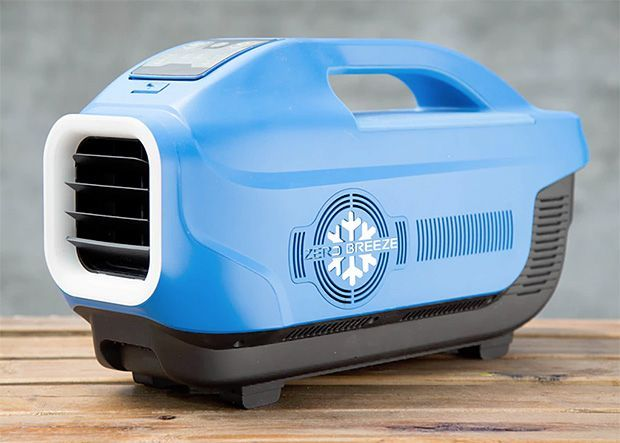 Portable Air Conditioner - 13 Cool Camping Gadgets #portablegadgets