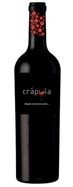 Crápula 2009 - Entre los mejores vinos de España http://www.vinetur.com/blogs/955-crapula-2009-entre-los-mejores-vinos-de-espana.html