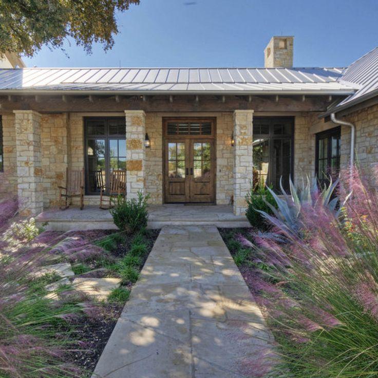 De 25 bedste id er inden for texas homes p pinterest for Texas farmhouse builders