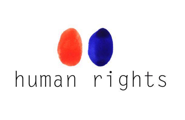 human rights logoentwurf