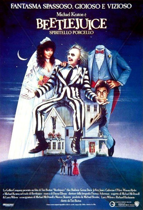 Watch Beetlejuice (1988) Full Movie Online Free