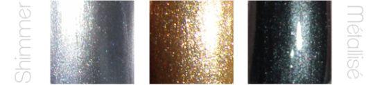 metálico, texturas de los esmaltes, uñas, nail art, nails, nail polish, barniz, tipos de esmaltes