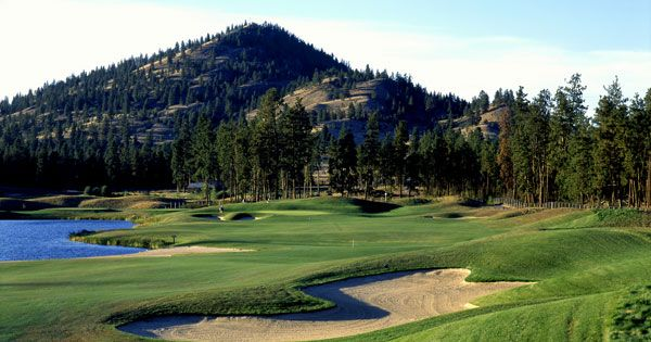 Okanagan Golf Club - The Bear - Kelowna, BC