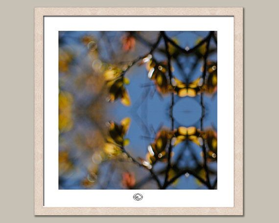 Yellow Butterflies 24x24F by MillyLillyArtistry on Etsy