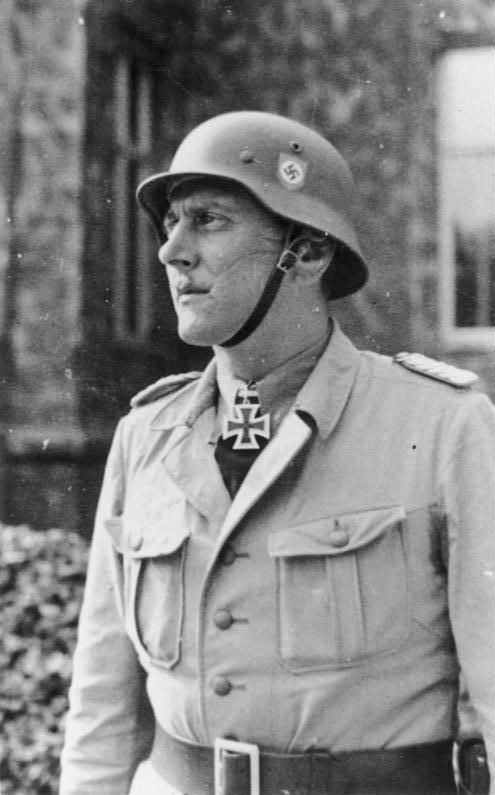Bilderesultat for otto skorzeny uniform