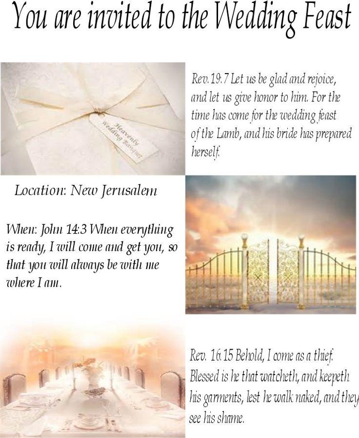 wedding-feast-.jpg (741×905)   The Holy Bride of Yehova ...