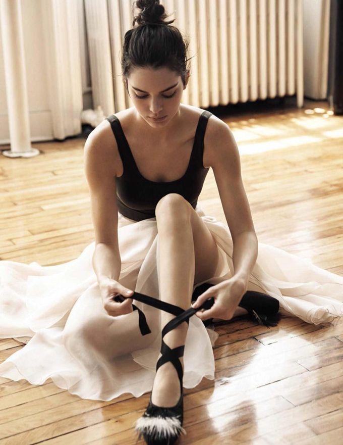 Кендалл Дженнер для испанского Vogue (Интернет-журнал ETODAY)