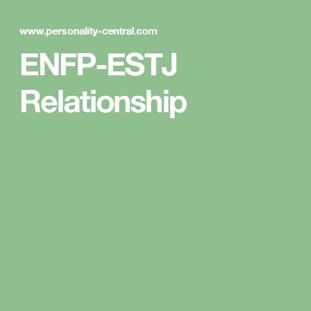 ENFP-ESTJ Relationship